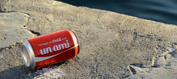 Cola ist eines der beliebtesten Softdrinks (Bild:Pixabay/Nouchkac)